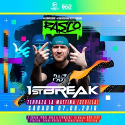 1st Break @ Rasco Party (Spain, Sevilla)